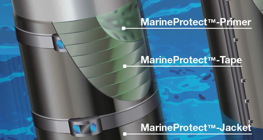 MarineProtect™-100 с системой натяжных ремней