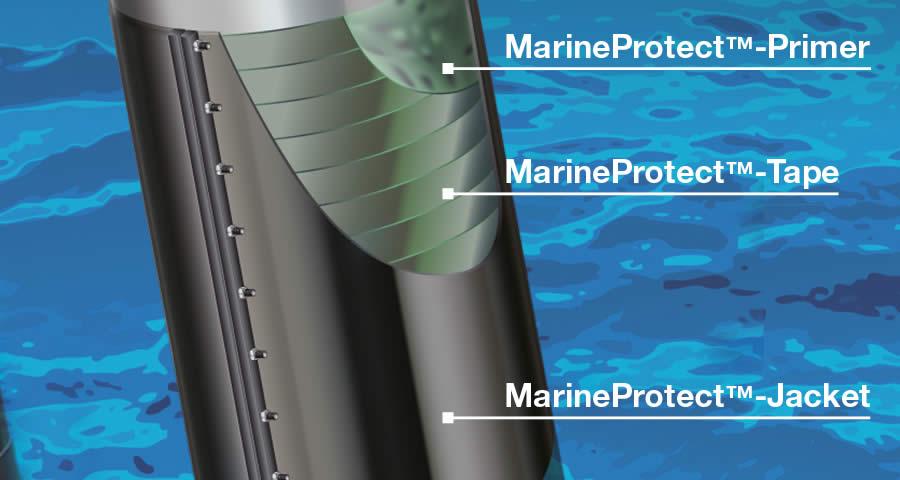 MarineProtect™-2000FD с болтовой системой